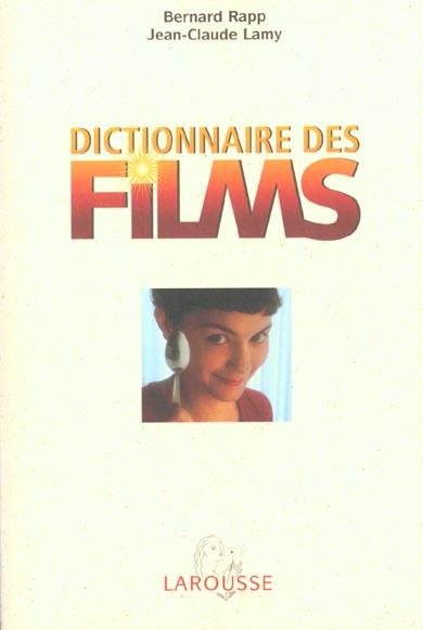 Dictionnaire des films ; edition 2002