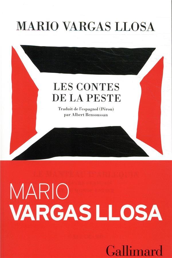 LES CONTES DE LA PESTE