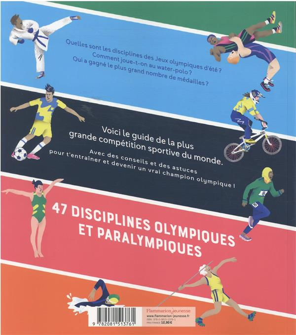 à vos marques, prêts, partez ! le guide des jeux olympiques et paralympiques