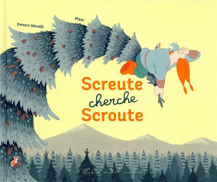 Screute cherche Scroute