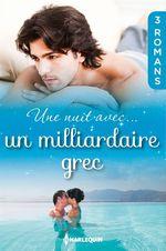 Vente Livre Numérique : Une nuit avec... un milliardaire grec  - Lucy Gordon - Julia James - Margaret Barker