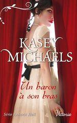Vente EBooks : Un baron à son bras  - Kasey Michaels