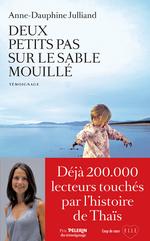 Vente EBooks : Deux petits pas sur le sable mouillé  - Anne-Dauphine Julliand