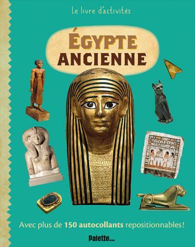 Livre d'activités de l'Égypte ancienne