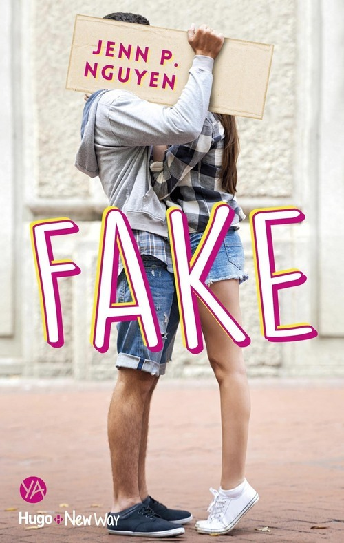 Fake -Extrait offert-  - Jenn p. Nguyen