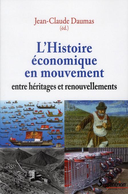 Histoire économique en mouvement