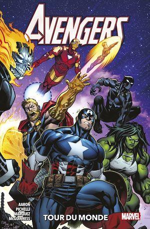 Avengers T.2 ; tour du monde