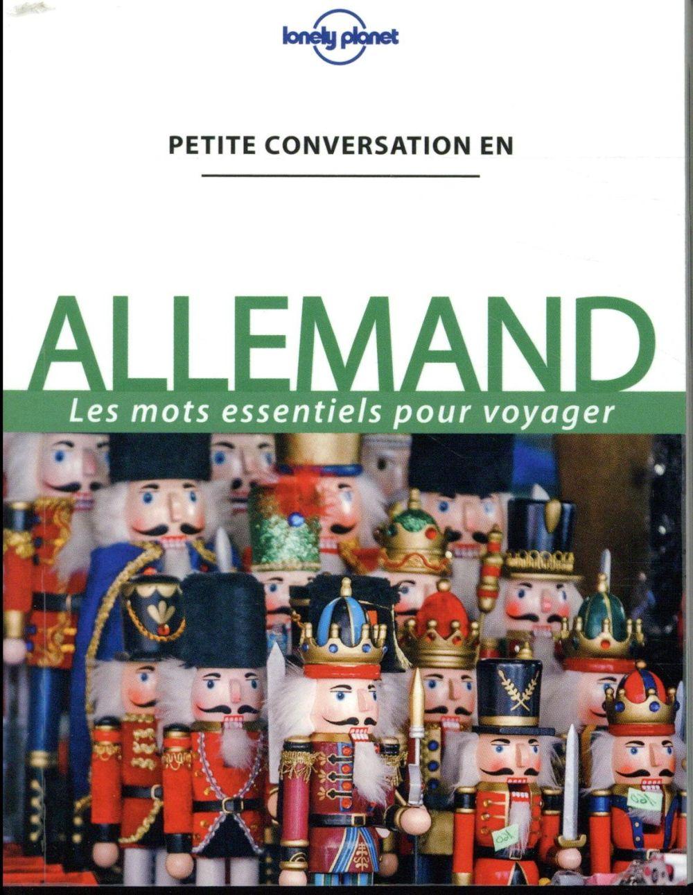 PETITE CONVERSATION EN ALLEMAND 9ED
