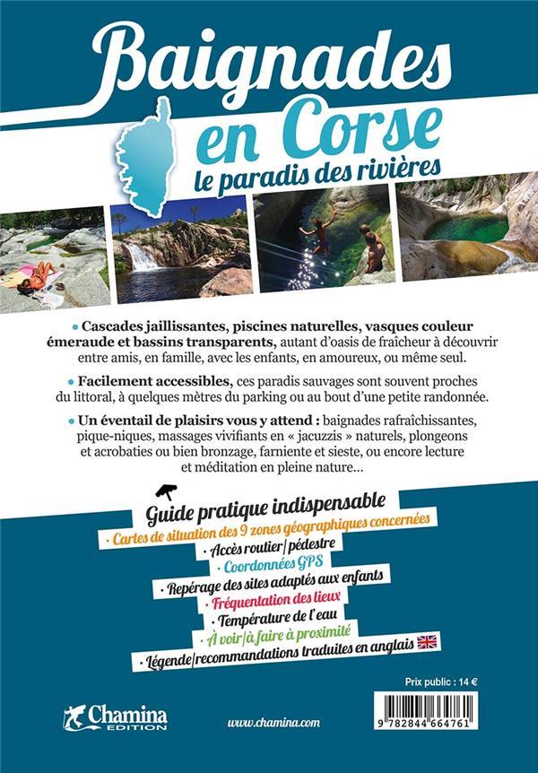 Baignades en Corse, le paradis des rivières