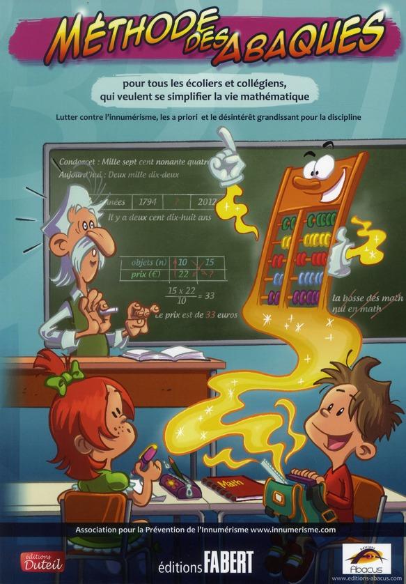 Methode Des Abaques T.1 ; Le Calcul En Ce1 Et Ce2