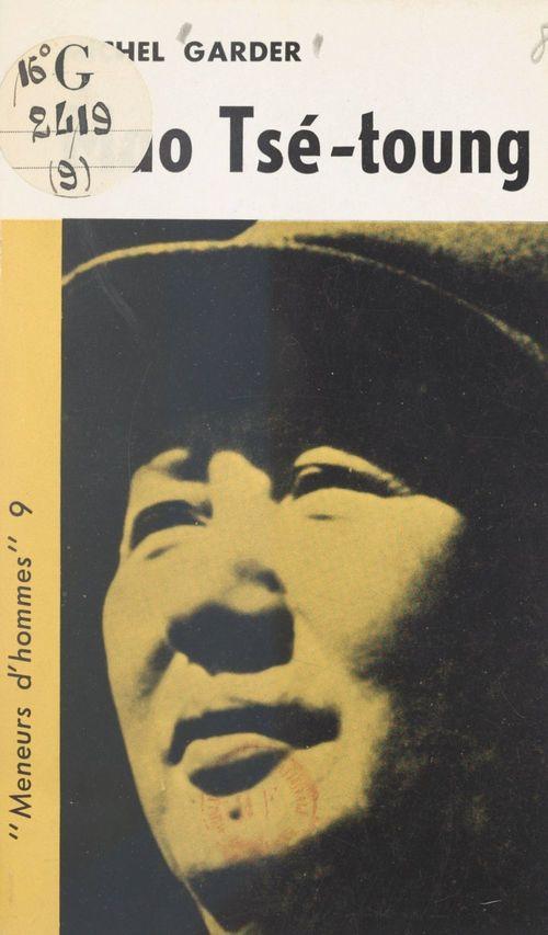 Mao Tsé-toung