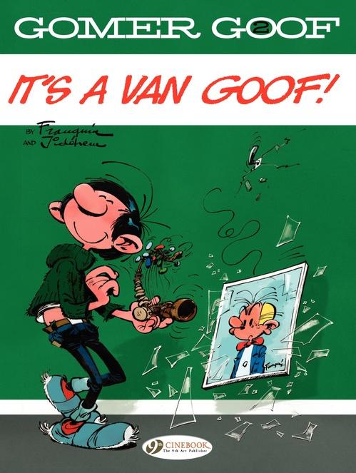 Gomer Goof T.2 ; it's a van goof