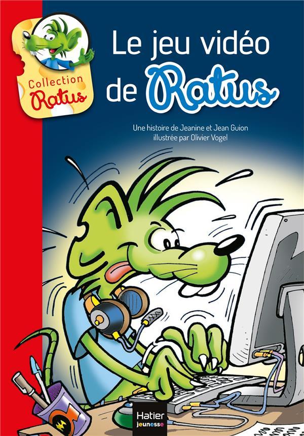 Guion Jeanine - LE JEU VIDEO DE RATUS
