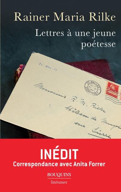 Lettres a une jeune poetesse