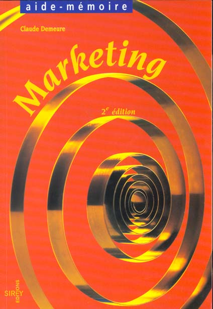 marketing ; 2e edition