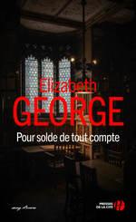 Vente Livre Numérique : Pour solde de tout compte  - Elizabeth George