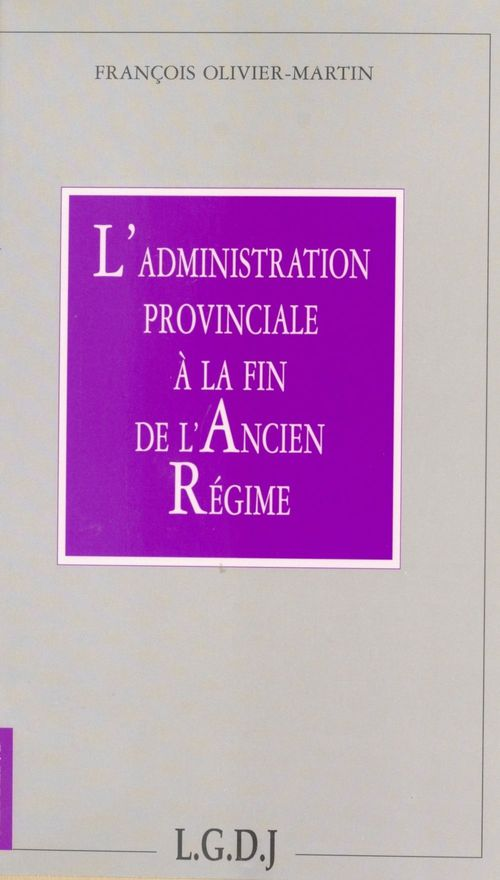 Adm.provinciale fin anc.regime