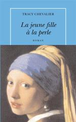 Couverture de La jeune fille à la perle