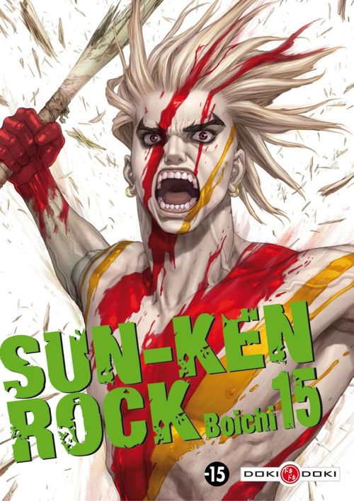 Sun-Ken Rock T.15