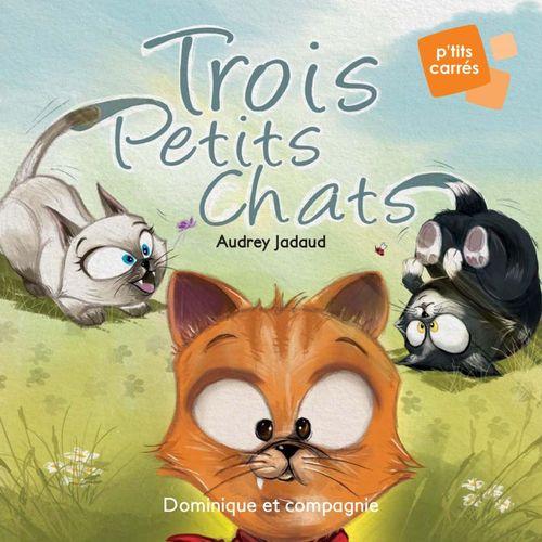 Vente EBooks : Trois petits chats