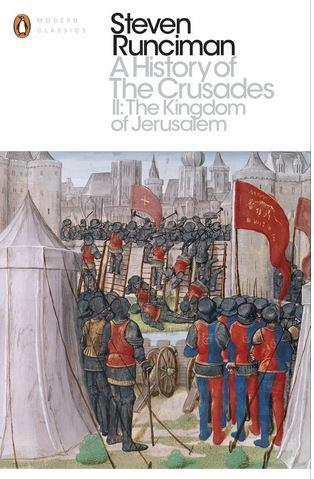 A history of the crusades t.2 ; the kingdom of Jerusalem