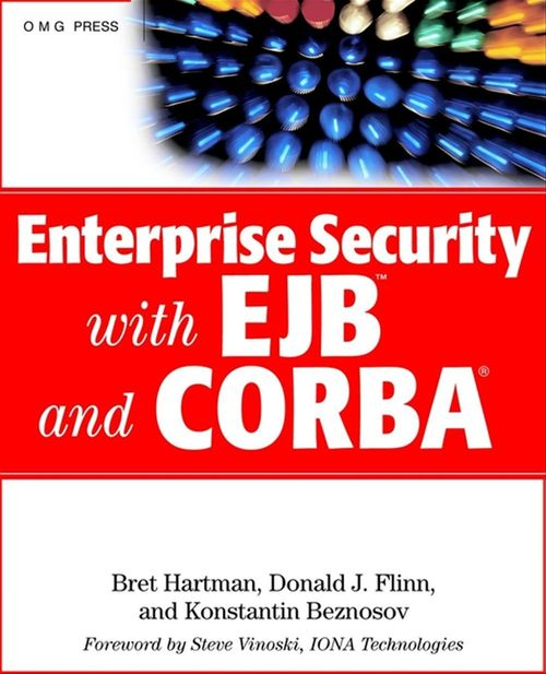 Enterprise Security with EJB and CORBA