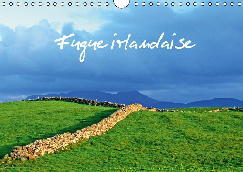 Fugue irlandaise (calendrier mural 2017 DIN A4 horizontal)