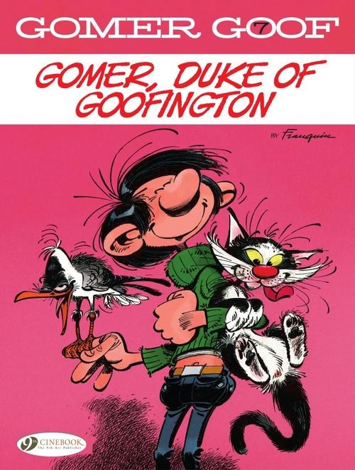 Gomer Goof T.7 ; Duke of Goofington