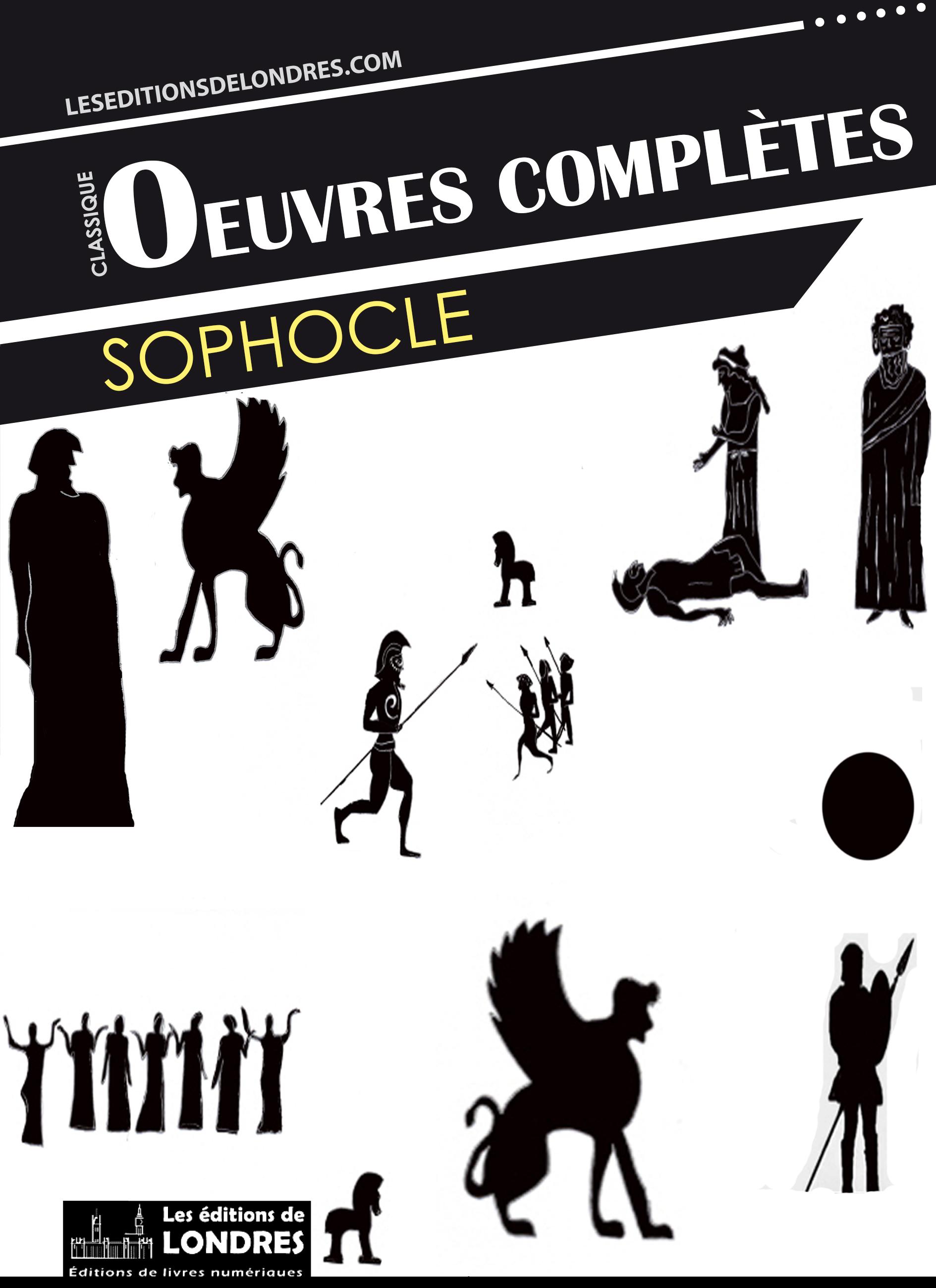 OEuvres complètes de Sophocle