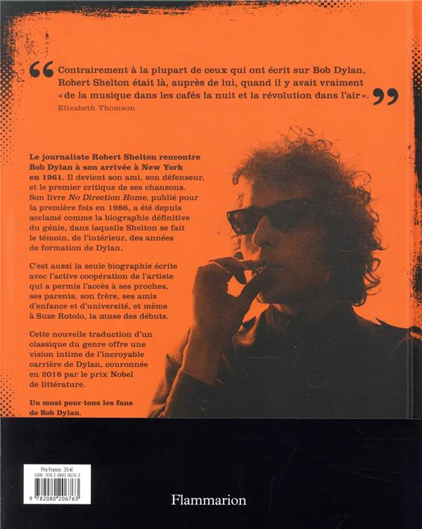 Bob Dylan : no direction home