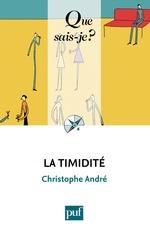 Vente EBooks : La timidité  - Christophe Andre