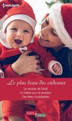 Vente Livre Numérique : Le plus beau des cadeaux  - Helen Brooks - Ann Major - Sarah Morgan