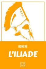 Vente Livre Numérique : L'Iliade  - Homère