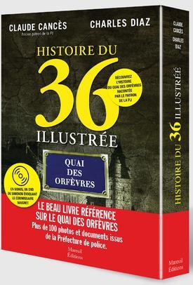 Coffret 36, quai des orfèvres t.2