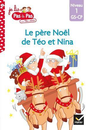 Le Père Noël de Téo et Nina
