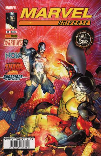 Marvel Universe T.23; War Of Kings