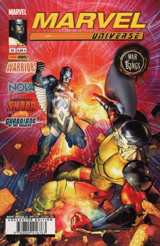 Marvel Universe T.23; War Of Kings