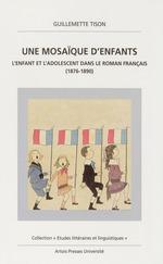 Vente EBooks : Une Mosaïque d´enfants  - Guillemette Tison