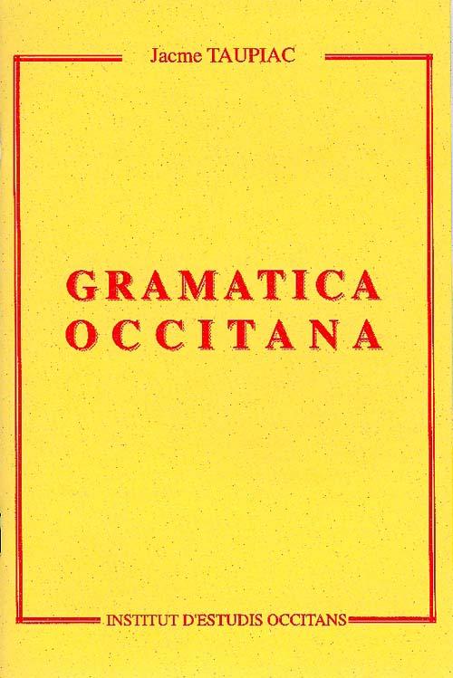 Gramatica occitana