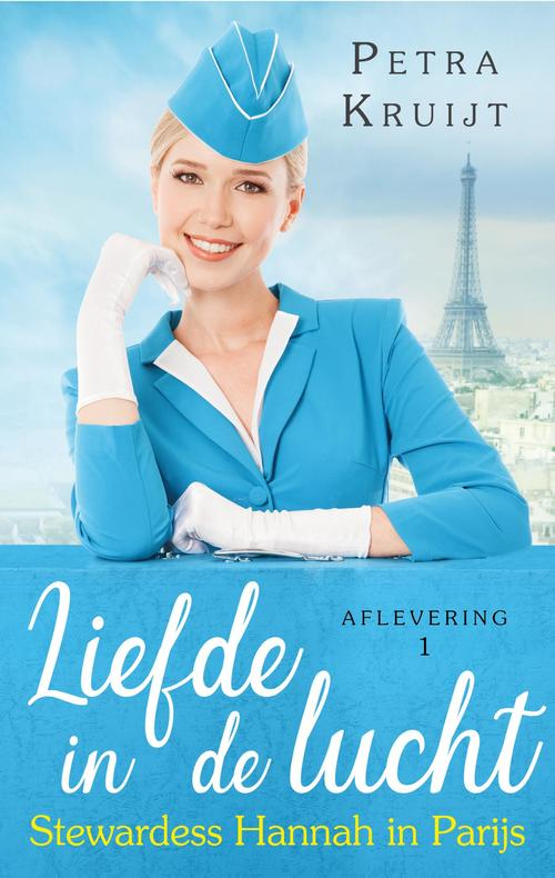 Stewardess Hannah in Parijs