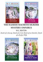 Vente Livre Numérique : Hamish Macbeth Omnibus (Books 1-4)  - Beaton M C