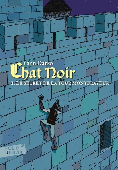 Chat noir t.1 l secret de la tour Montfrayeur