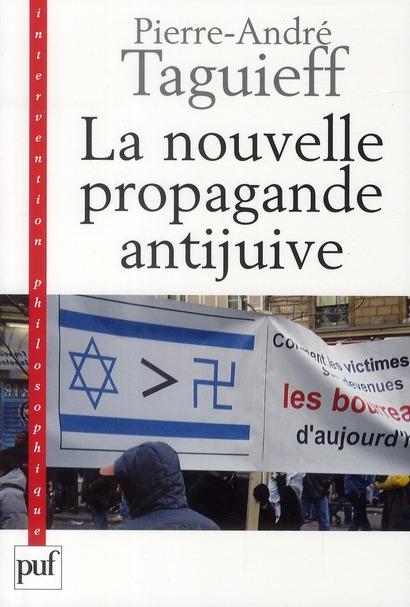 La nouvelle propagande anti-juive : l'affaire al-Dura en perspective