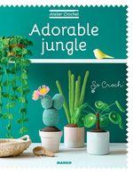 Vente Livre Numérique : Adorable Jungle  - Marie Clesse