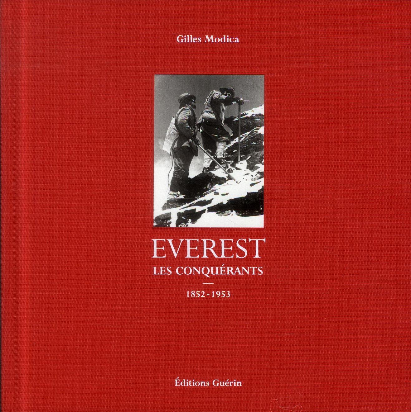 Everest ; les conquérants
