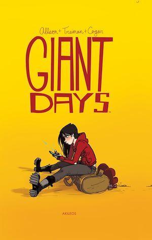 Giant Days T1