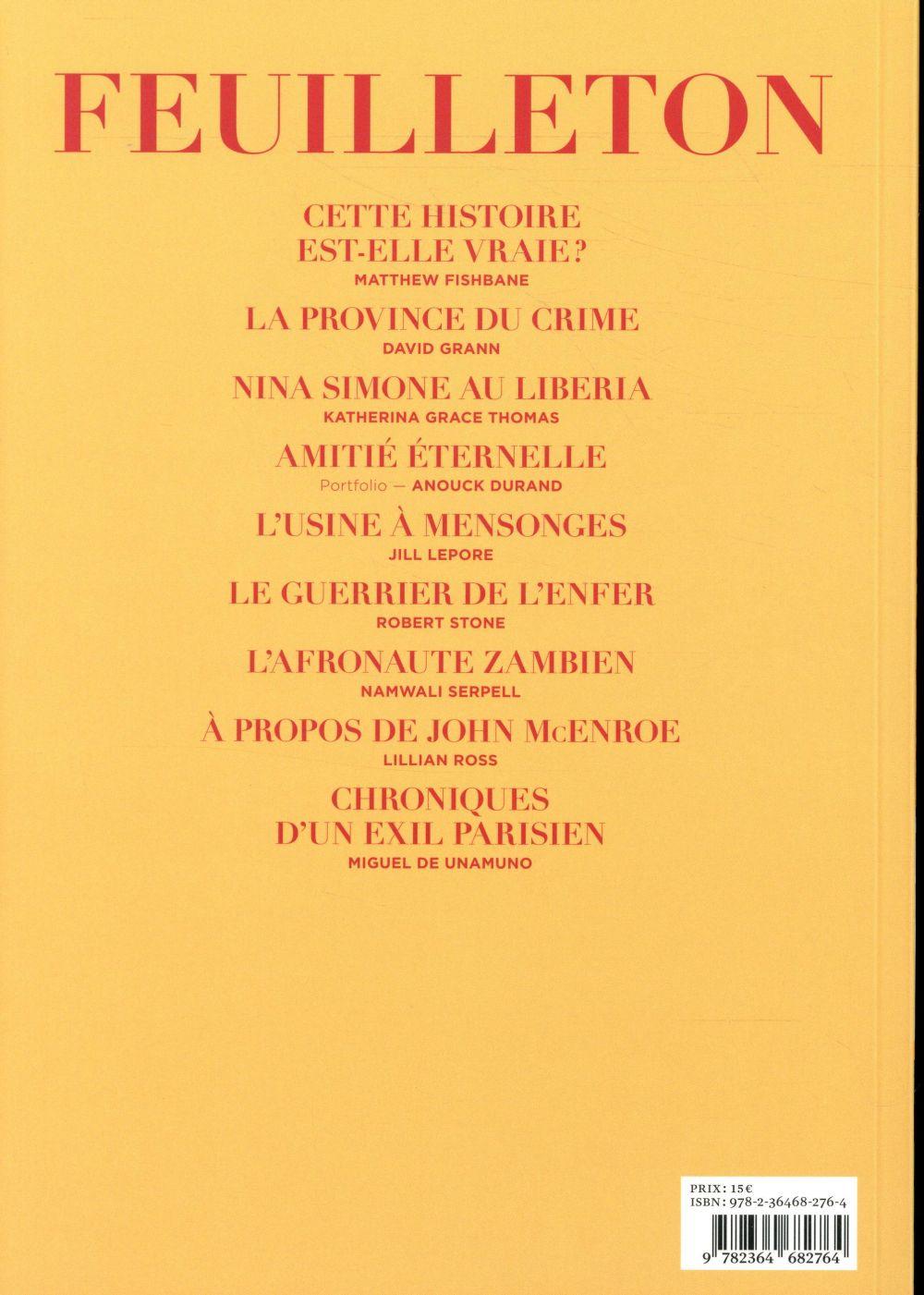 Revue feuilleton n.22