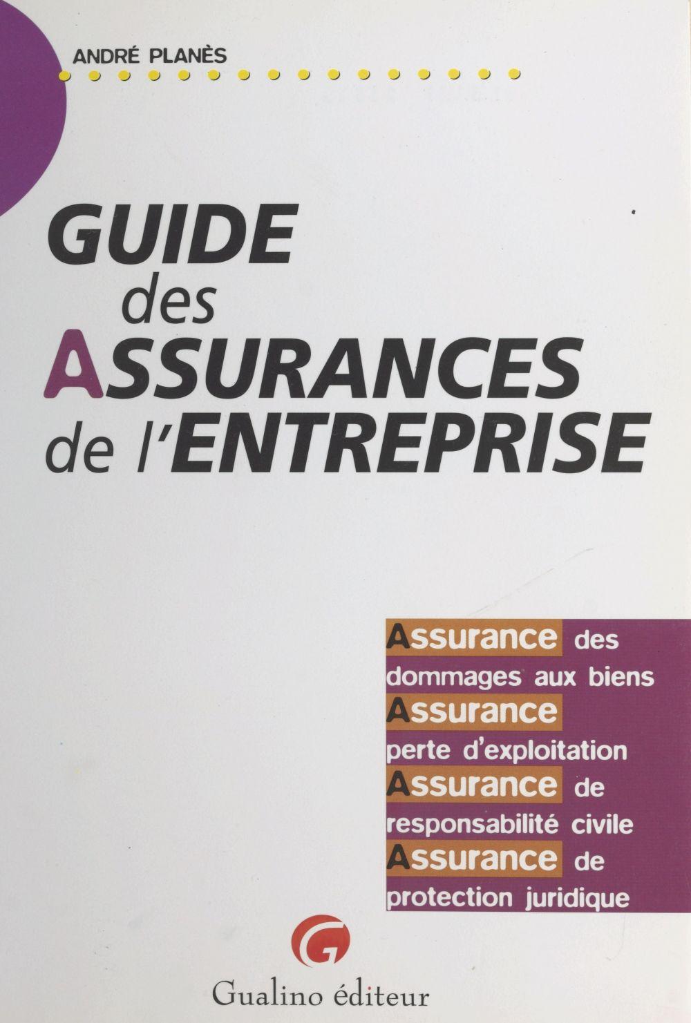 Guide assuranc.de l'entreprise