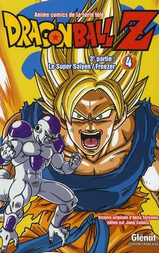 Dragon Ball Z ; Cycle 3 T.4 ; Le Super Saiyen / Freezer