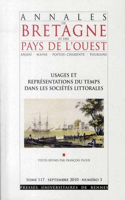 Usages et représentations du temps dans les sociétés littorales